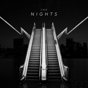 THE NIGHTS - The Nights album artwork, THE NIGHTS - The Nights album cover, THE NIGHTS - The Nights cover artwork, THE NIGHTS - The Nights cd cover