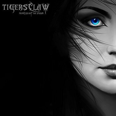 Tigersclaw-Princess-Of-The-Dark-album-artwork