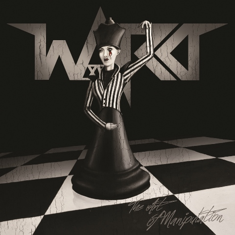 Ward XVI - The Art Of Manipulation Album artwork, Ward XVI - The Art Of Manipulation album cover, Ward XVI - The Art Of Manipulation cover artwork, Ward XVI - The Art Of Manipulation cd cover
