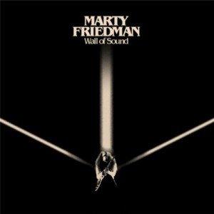 MARTY FRIEDMAN - WALL OF SOUND album artwork, MARTY FRIEDMAN - WALL OF SOUND album cover, MARTY FRIEDMAN - WALL OF SOUND cover artwork, MARTY FRIEDMAN - WALL OF SOUND cd cover