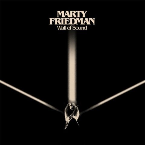 MARTY FRIEDMAN - WALL OF SOUND album artwork, MARTY FRIEDMAN - WALL OF SOUND album cover, MARTY FRIEDMAN - WALL OF SOUND cover artwork, MARTY FRIEDMAN - WALL OF SOUND cd cover