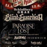 Metal on the Hill 2017 Tag 1 11.08.2017 Schlossberg, Graz