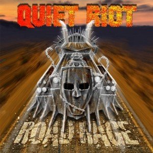 QUIET RIOT - Road Rage album artwork, QUIET RIOT - Road Rage album cover, QUIET RIOT - Road Rage cover artwork, QUIET RIOT - Road Rage cd cover