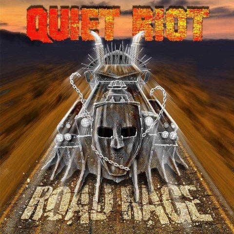 QUIET RIOT - Road Rage album artwork, QUIET RIOT - Road Rage album cover, QUIET RIOT - Road Rage cover artwork, QUIET RIOT - Road Rage cd cover