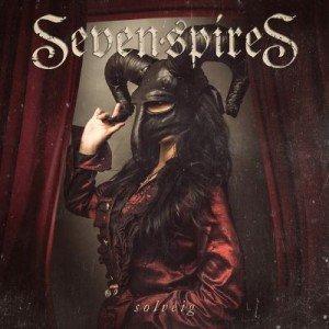 Seven Spires - Solveig album artwork, Seven Spires - Solveig album cover, Seven Spires - Solveig cover artwork, Seven Spires - Solveig cd cover
