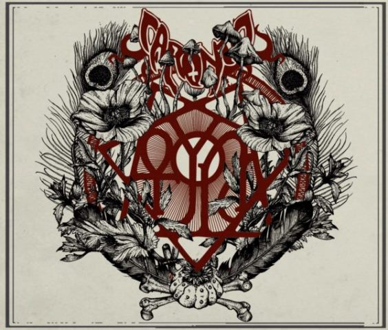 Caronte-Yoni-album-artwork
