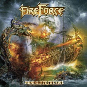 FIREFORCE-Annihilate-the-evil-album-artwork