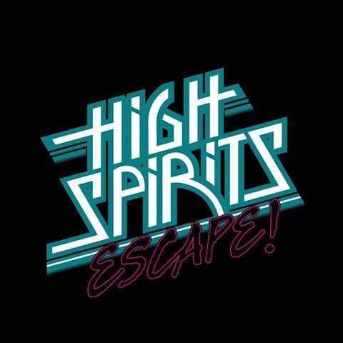 High-Spiritis-Escape-album-artwork