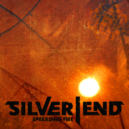 SILVER-END-Spreading-Fire-album-artwork