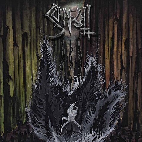Schafott-The-Black-Flame-album-artwork