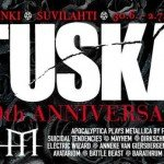 Tuska-Festival 2017 30.06. – 02.07. Helsinki, Finnland
