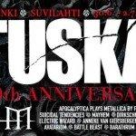 Tuska-Festival 2017 30.06. – 02.07. Helsinki, Finnland