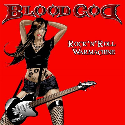 bloodgod-Rock-N-Roll-Warmachine-album-artwork