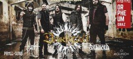darkfall-At-The-End-Of-Times Album-Release-Show-konzert-flyer