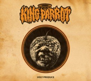 king-parrot-ugly-produce-album-artwork