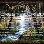 Wintersun Forest Tour 2017 feat Wintersun, Whispered 21.09.17 PPC, Graz