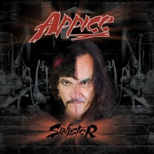 Appice-Sinister-album-artwork