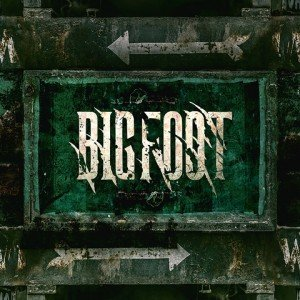 BIGFOOT-Bigfoot-album-artwork