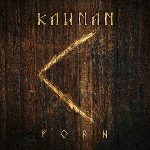 KAUNAN-FORN-album-artwork