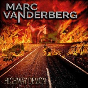 Marc-Vanderberg-Highway-Demon-album-artwork