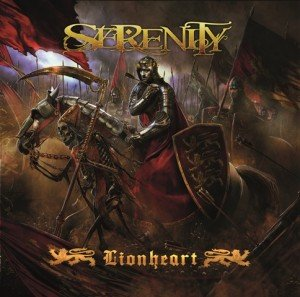Serenity-Lionheart-album-artwork