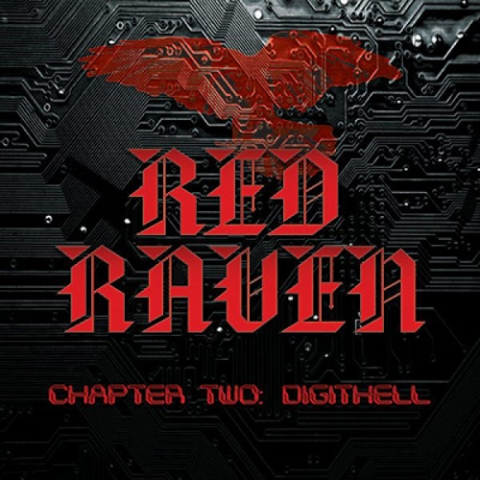 red-raven-chapter-two-digithell-album-artwork