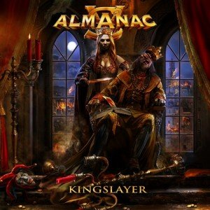 Almanac-Kingslayer-album-artwork