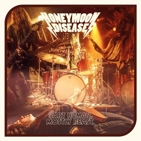 Honeymoon-Disease-Part-Human-Mostly-Beast-album-artwork