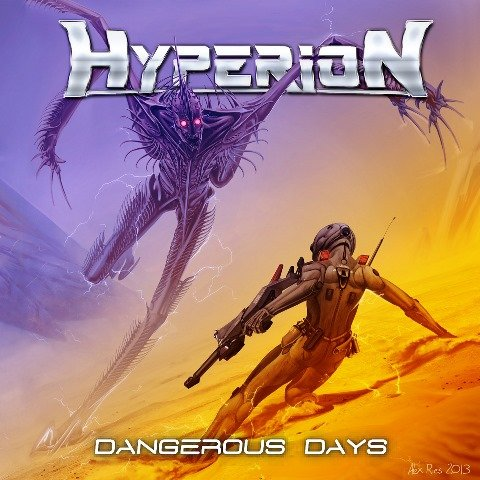 Hyperion-Dangerous-Days-album-artwork