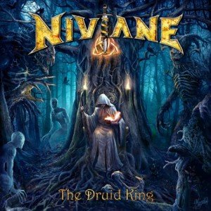 Niviane-The-Druid-King-album-artwork