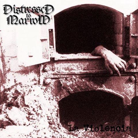 distressed-to-marrow-la-violencia-album-artwork