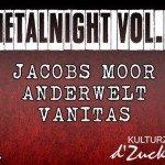 Jacobs Moor, Anderwelt, Vanitas 11.11.17 Zuckerfabrik, Enns