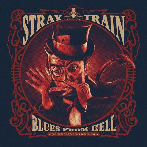 stray-train-blues-from-hell-album-artwork