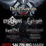 Hellhammer Festival 2017 feat.: Welicoruss, Lychgate, Anderwelt, Soulful, Project Epigone 09.12.17 Mark, Salzburg