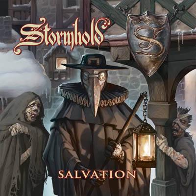 STORMHOLD-Salvation-album-artwork