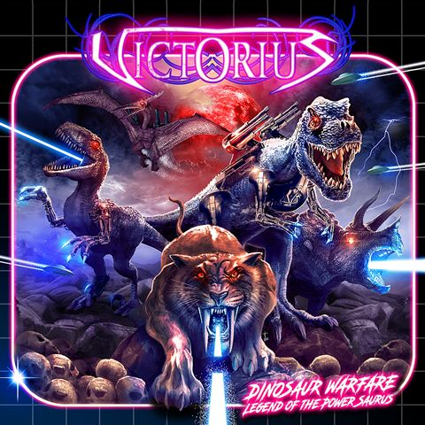 Victorius-Dinosaur-Warfare-Legend-Of-The-Power-Saurus-album-artwork