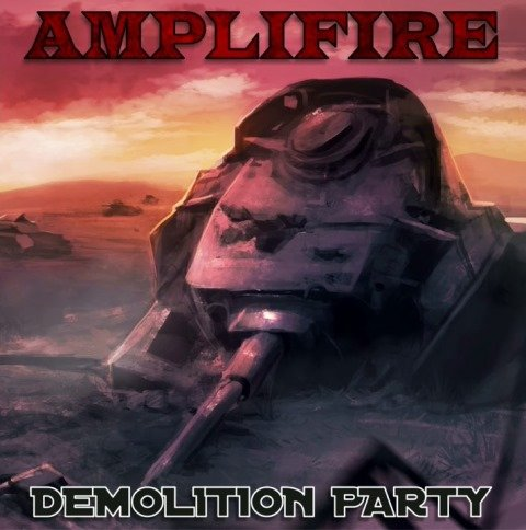 amplifire-demolition-party-album-artwork