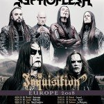 SEPTICFLESH, Odious 04.01.2018 Backstage, München