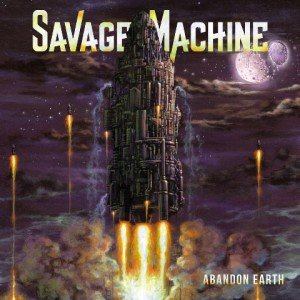 savage-machine-abandon-earth-album-artwork