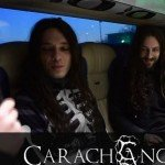 CARACH ANGREN – Entern das Studio fürs neue Album