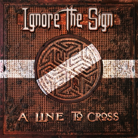 IGNORE-THE-SIGN-A-Line-To-Cross-album-artwork