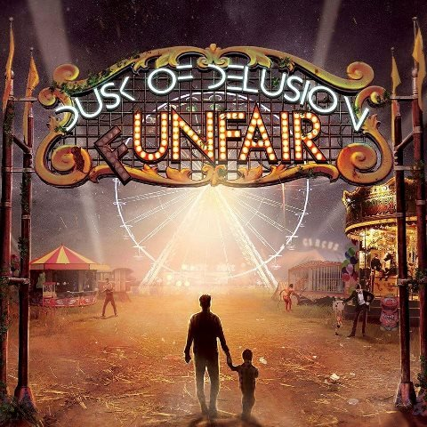 dusk-of-delusion-funfair-album-artwork