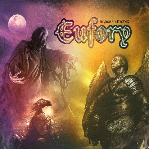 Eufory-Higher-And-Higher-album-cover