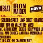 Nova Rock 2018 14.06. – 17.06. Pannonia Fields, Nickelsdorf