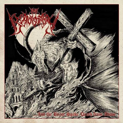the-black-sorcery-and-the-beast-spake-death-from-above-album-cover