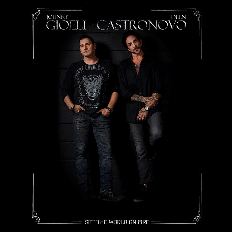 GIOELI-CASTRONOVO-Set-the-World-on-Fire-album-cover