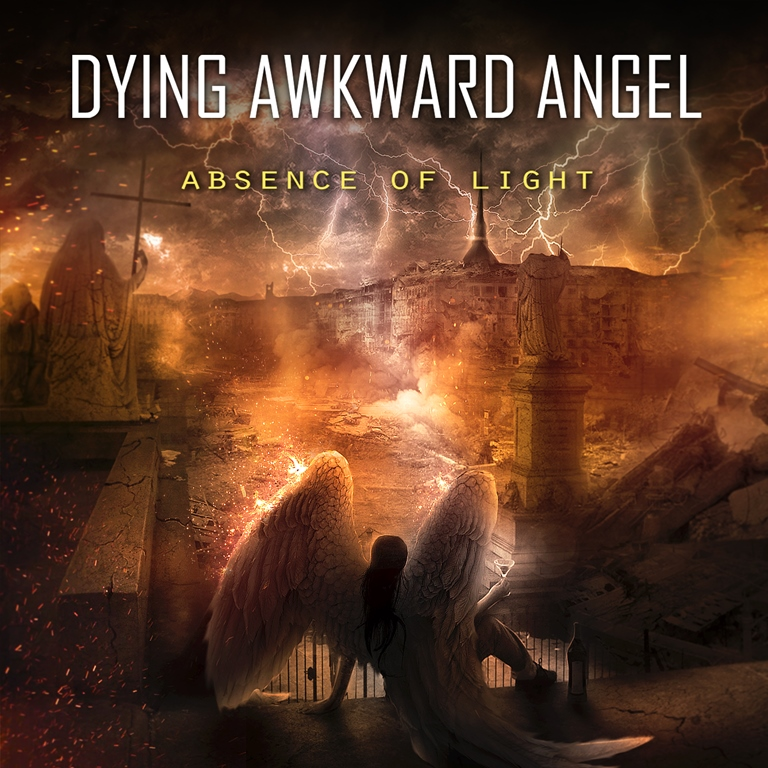 dying-awkward-angel-absence-of-light-album-cover