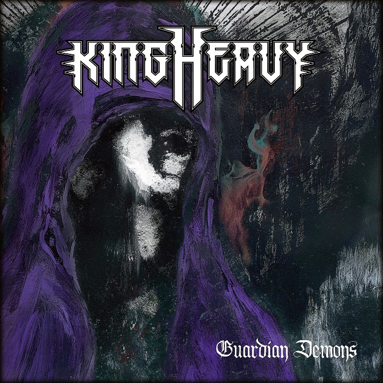 king-heavy-guardian-demons-album-cover