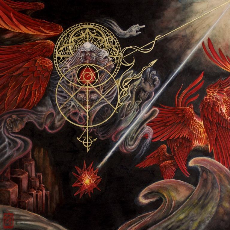 panegyrist-hierurgy-album-cover