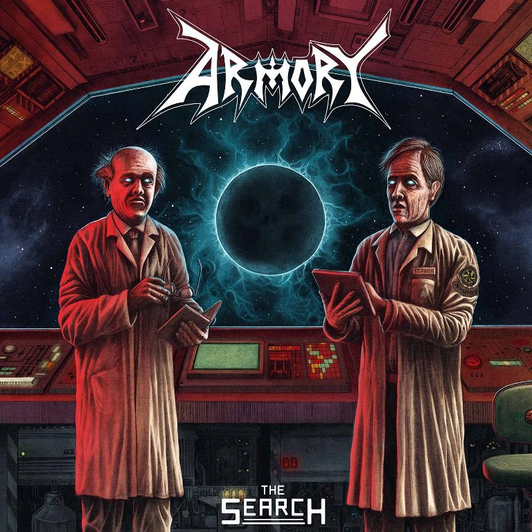 Armory-The-Search-album-cover